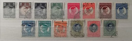 Roumanie 1930-31 / Yvert N°388-401 / Used - Usati