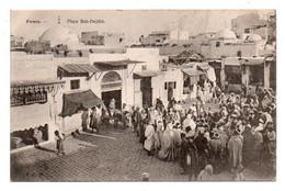 (Tunisie) 350, Tunis, VP 39, Place Bab-Dejdid, Dos Non Divisé - Tunesië