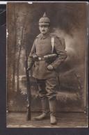 """Soldaten Foto """" Garde Grenadier Regiment 5 .."""" - Guerra 1914-18"""