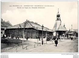 CPA (Réf :I606) 2515. MARSEILLE (BOUCHES DU RHÔNE 13) EXPOSITION COLONIALE Cochinchine - Colonial Exhibitions 1906 - 1922