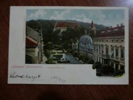 .Cartolina  Del 1925 - Ungheria