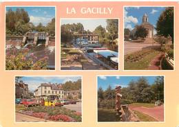 LA GACILLY Ses Cites Touristiques 30(scan Recto Verso)MF2743 - La Gacilly