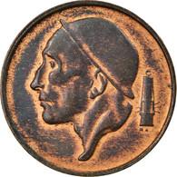 Monnaie, Belgique, Baudouin I, 50 Centimes, 1967, TTB, Bronze, KM:149.1 - 03. 50 Centimos