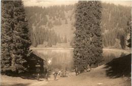 Lac Des Chavonnes - VD Vaud