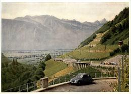 Passtrasse über Den Col Des Mosses - VD Vaud