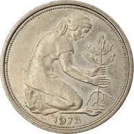 Monnaie, République Fédérale Allemande, 50 Pfennig, 1978, Hambourg, TTB - 50 Pfennig