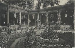 + LATVIA Russia LIBAU Hotel De St. Petersbourg C. 1910 + - Russia