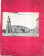 RANCON - 87 - La Place Et L'Eglise - SWP - - Other Municipalities