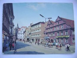 KLODZKO - Ulica Artura Grottgera - Arthur Grottger Street - 1960s Used - Polen