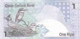 Qatar - Billet De 1 Riyal - Non Daté (2015) - P28b - Neuf - Qatar