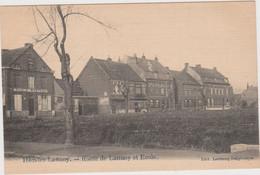 NORD    HEM      Route De Lannoy Et Ecole   - Ecole Pasteur - Andere Gemeenten