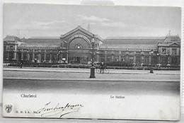 [HAIN 2 ]  Charleroi   --  (  253  )   La Gare - Charleroi