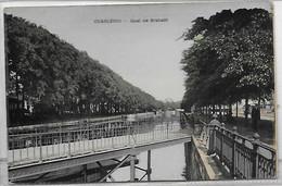 [HAIN 2 ]  Charleroi   --  (  332  )    Quai De Brabant - Charleroi