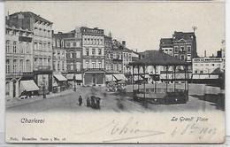 [HAIN 2 ]  Charleroi   --  (  335  )    La Grand'Place - Charleroi