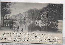 [HAIN 2 ]  Charleroi   --  (  340  )    Le Pont De Sambre - Charleroi