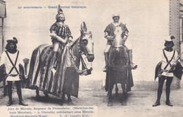 Tournoi Historique Jan De Mérode Seigneur De Pietersheim Chevalier - Personnages