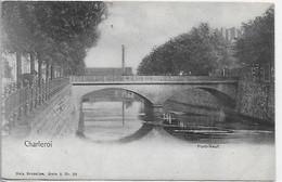 [HAIN 2 ]  Charleroi   --  (  342  )    Le Pont Neuf - Charleroi