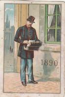 - IMAGE - POSTES - Petite Image Facteur En 1890 - 102 - Other