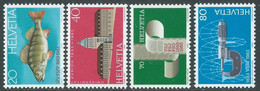 1983 SVIZZERA PROPAGANDA MNH ** - RD21-2 - Unused Stamps