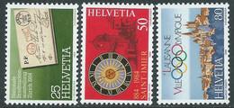 1984 SVIZZERA PROPAGANDA MNH ** - RD21-5 - Unused Stamps