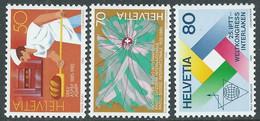 1985 SVIZZERA PROPAGANDA MNH ** - RD21-2 - Unused Stamps