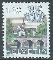 1986 SVIZZERA SEGNI ZODIACALI MNH ** - RD21-3 - Unused Stamps