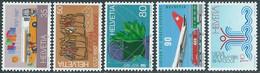 1987 SVIZZERA PROPAGANDA MNH ** - RD21-8 - Unused Stamps