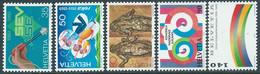 1989 SVIZZERA PROPAGANDA MNH ** - RD23 - Unused Stamps