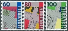 1993 SVIZZERA FRANCOBOLLI SVIZZERI MNH ** - RD23-4 - Unused Stamps