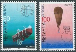 1994 SVIZZERA EUROPA MNH ** - RD23-7 - Unused Stamps