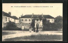 CPA Draveil, Forêt De Sénart, Le Château De La Faisanderie - Sénart