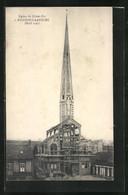 CPA Migennes-Laroche, Eglise Du Christ Roi - Migennes