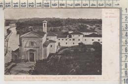 TREZZO SULL'ADDA SANTUARIO DI SANTA MARIA IN CONCESA DEI PADRI CARMELITANI SCALZI 1908 - Milano (Milan)
