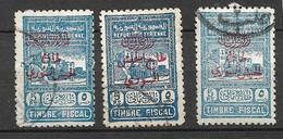 Syrie   Liban   N° 295   ; 295a   Et 296 Oblitérés    B/TB Soldé à Moins De 15 %    Le Moins Cher Du Site ! ! ! - Used Stamps