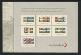 New Zealand 2006 Hawkes Bay Prestige Booklet  Y.T. C 2222 (0) - Boekjes