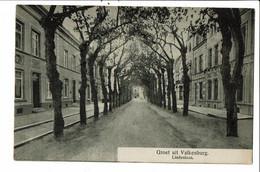 CPA Carte Postale Pays Bas- Valkenburg -Groet Uit Valkenburg Lindenlaan -1911-VM24175br - Valkenburg