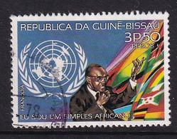 Guinea - Bissau 1977, UN, Minr 423 Vfu - Guinée-Bissau