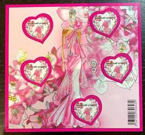 France - BF 127 - Saint Valentin - Coeurs Ungaro  - 2009 Parfait état** - Ongebruikt
