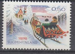 +M1175. Finland 1976. Christmas. Michel 798. MNH(**) - Ungebraucht