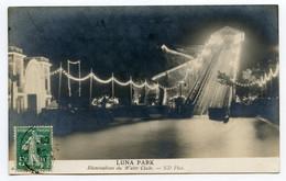 Carte Photo, 44. Paris. LUNA PARK. Illuminations Du Walter Chute - ND Phot /469 - Other