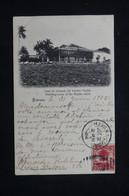 CUBA - Affranchissement De Habana Sur Carte Postale En 1902 Pour La France - L 78650 - Cartas