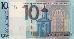 Belarus P.38 10 Rublei 2019   Unc - Belarus