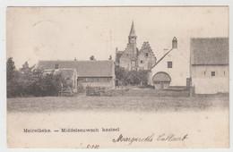 Meirelbeke  Merelbeke  Middeleeuwsch Kasteel    KASTEEL CHATEAU - Merelbeke