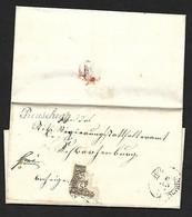 REUSCHEGG (RÜSCHEGG) Schwarzenberg  6 JUNI 1868  Marke Ist Beschädigt Siehe Scan - Unclassified