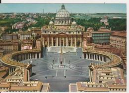 ROMA ITALY ITALIE POSTCARD UNUSED - San Pietro