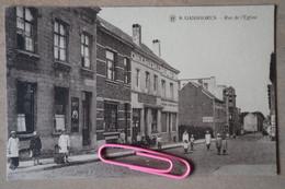 GANSHOREN : Rue De  L'EGLISE - Ganshoren