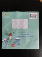 PAP La Poste - International 250g - Thèmes :oiseau Colibri, Noel, Sapin - Listos A Ser Enviados: Otros (1995-...)