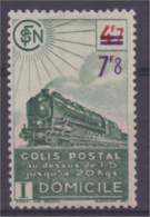Colis Postaux 1945 N° 228A Neuf * Légère Trace De Charnière - Ungebraucht