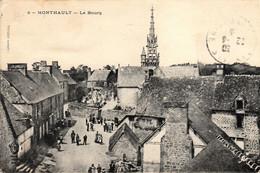 Thematiques 35 Ille Et Vilaine Monthault Le Bourg - Other Municipalities