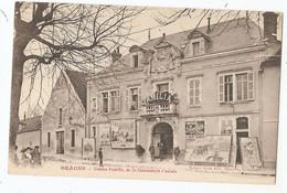 21 - BEAUNE - Cinéma Familia, De La Chocolaterie Poulain - Auxonne